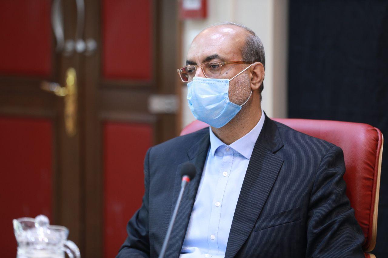 گروههای جهادی ظرفیت خود را برای همکاری اعلام کنند/ ذخیرهسازی ۲ میلیون ماسک در قزوین