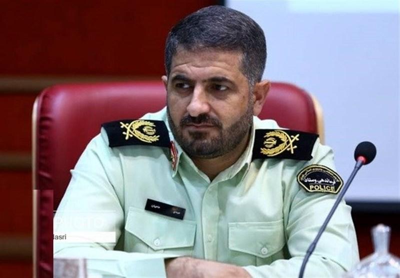 کشف بیش از ۴ تن لواشک فاسد در شهرستان البرز