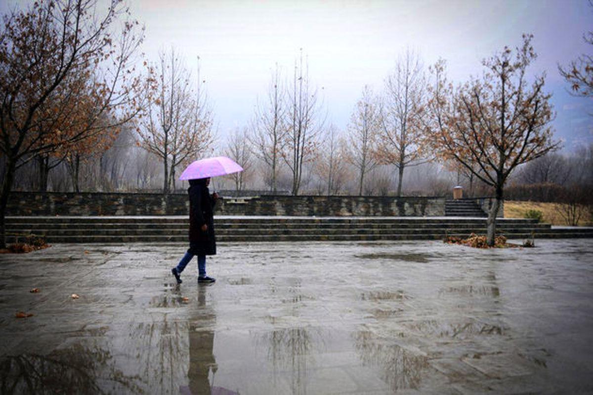 استقرار هوای سرد در قزوین ادامه دارد/ ورود سامانه بارشی فعال همراه با بارش برف و باران