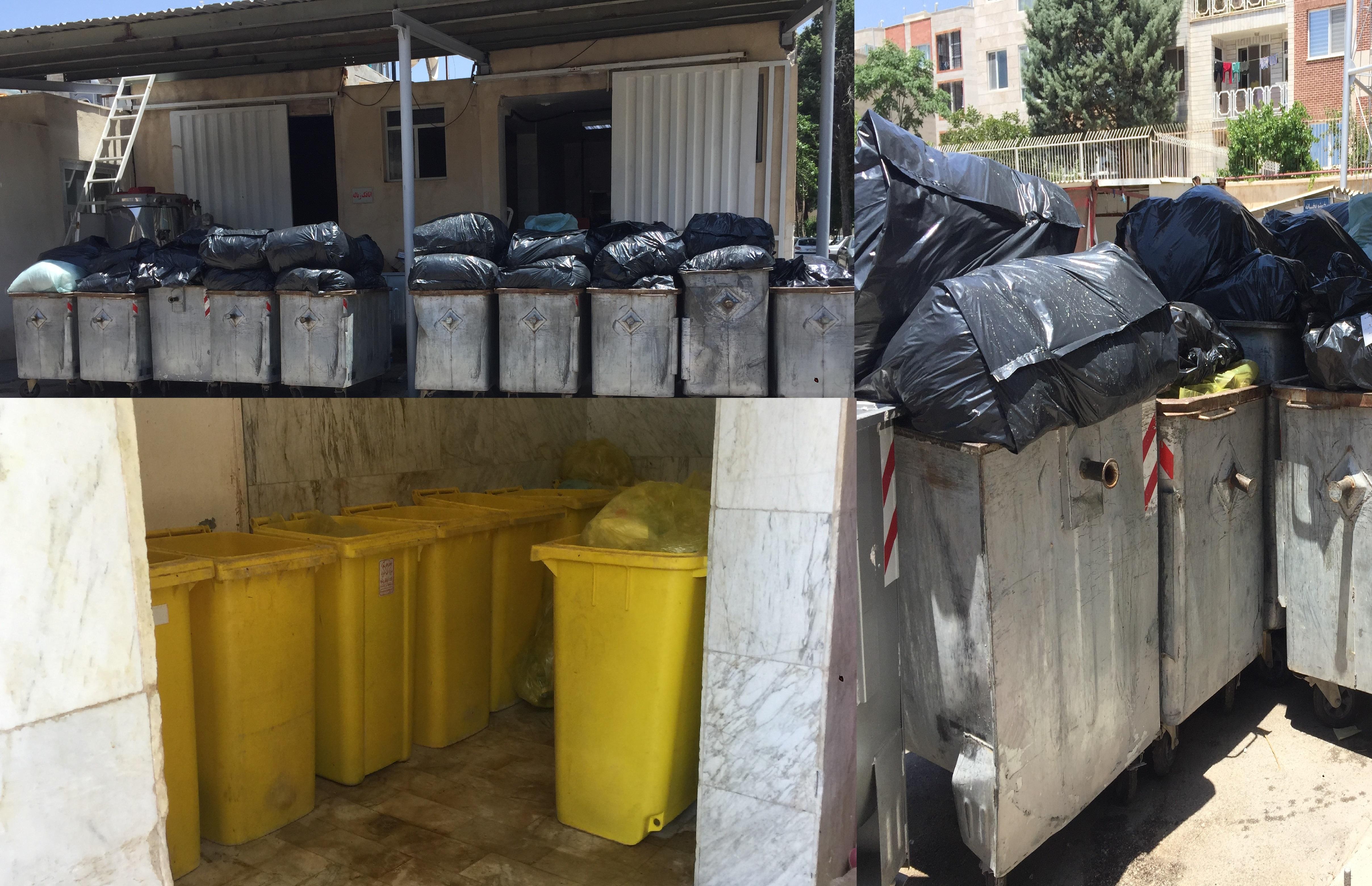متهمان آلوده کننده محیط زیست در قزوین به تهیه ۴ مقاله علمی، پژوهشی محکوم شدند