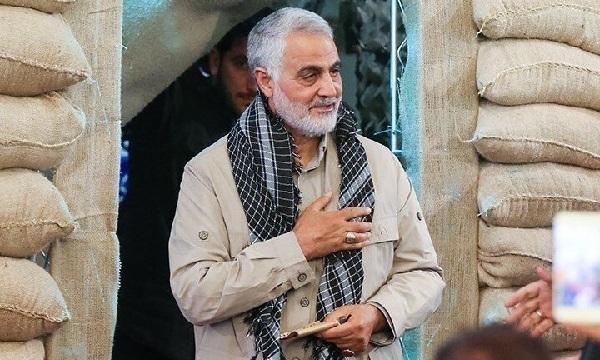 تقویت جبهه مقاومت بزرگترین دستاورد عمر بابرکت حاج قاسم بود