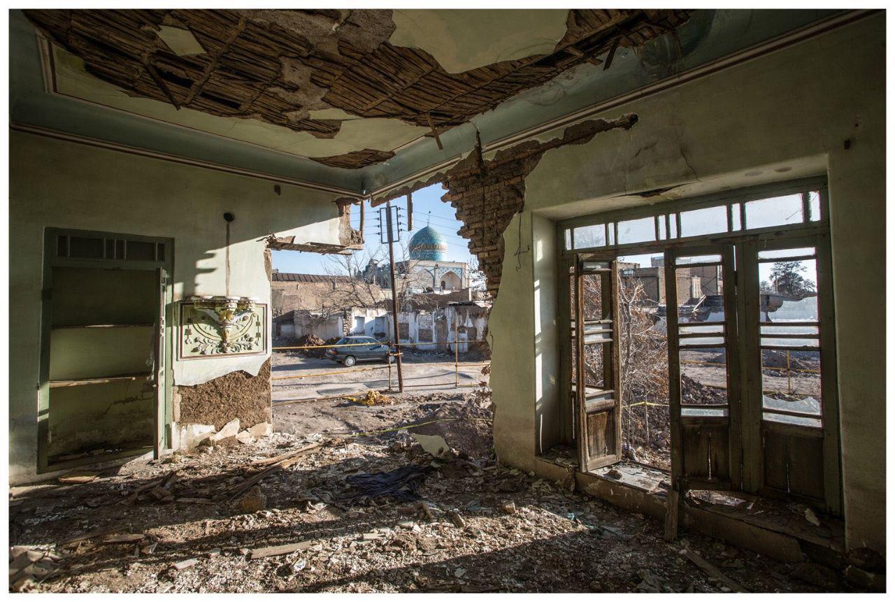 میراثی به نام «خانهمومنان» قزوین زیر تیغ تخریب