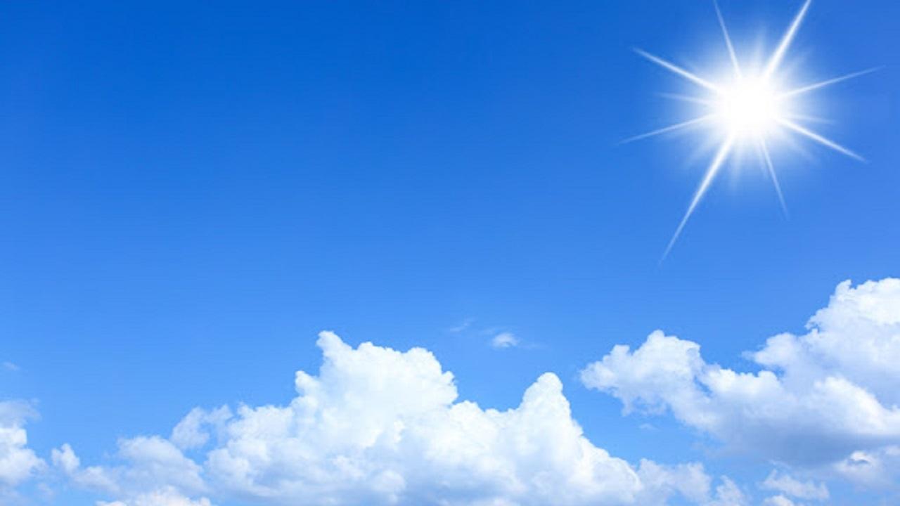 آسمانی صاف و آفتابی برای قزوین پیشبینی میشود