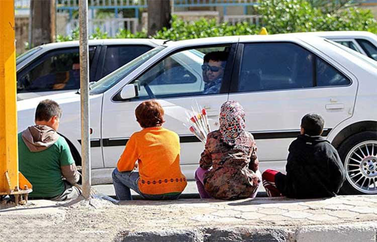۳۹۲کودک کار در قزوین شناسایی شد