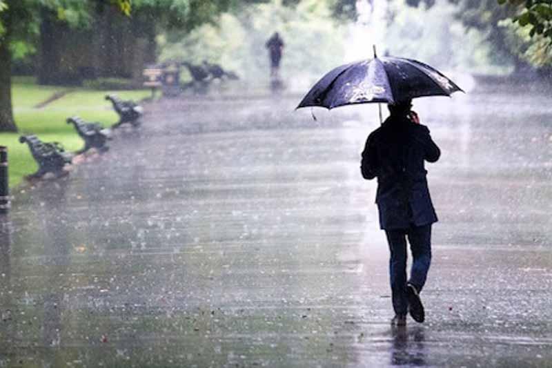 آسمان قزوین پایان هفته میزبان سامانه بارشی میشود